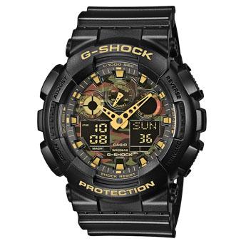 Reloj Casio GA 100CF 1A9ER G SHOCK hombre