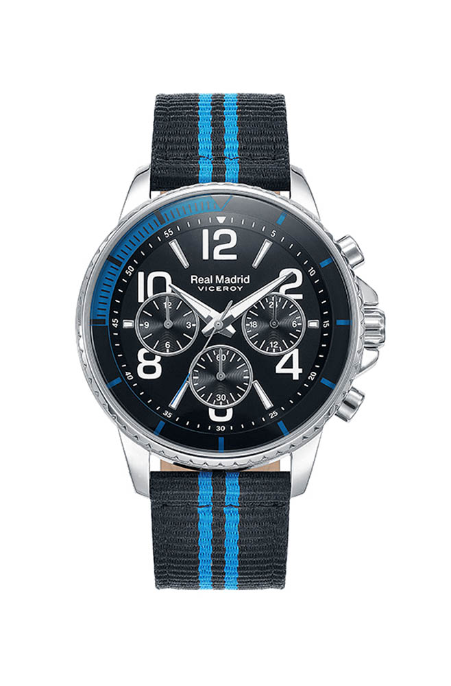 25dd35e35461 Reloj Viceroy Real Madrid 42307-57 hombre