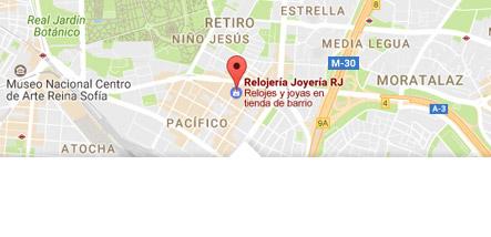 Tienda física en Madrid